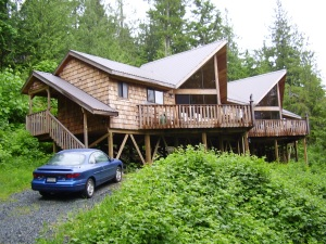 Desolation Resort, Lund BC