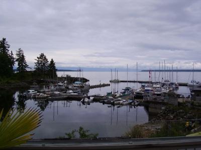 Lund Harbour, Sunshine Coast BC