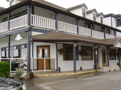 Lund Hotel, Sunshine Coast BC