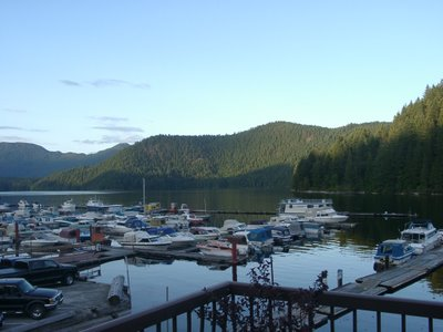 Powell Lake, Powell River BC