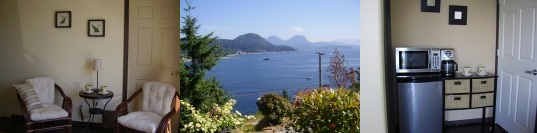 Gibsons BC - Places to Stay