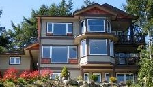 Bluff Executive Suite, Gibsons BC