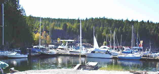 Texada Island Boating Club