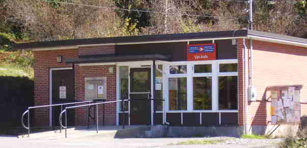 Van Anda Post Office
