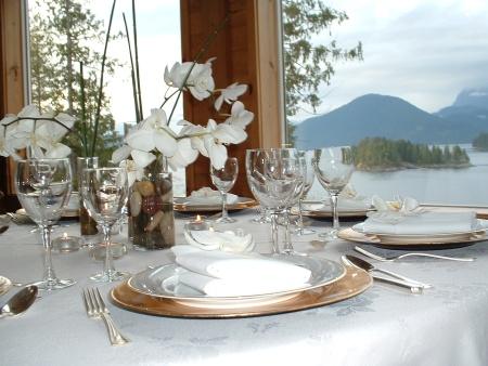 West Coast Wedding - Sunshine Coast BC