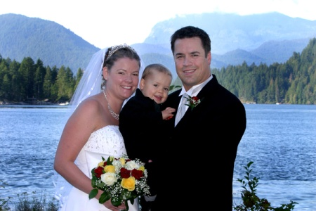 Sunshine Coast BC Wedding - WCWL