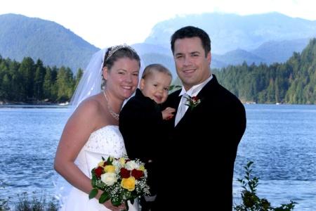 Sunshine Coast BC Wedding - WCWL