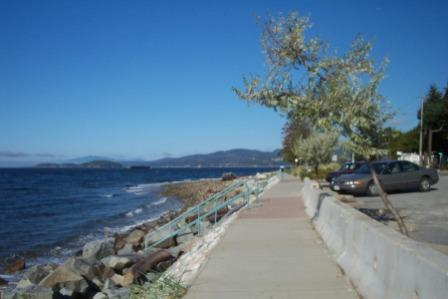 Davis Bay Seawall, Sunshine Coast BC