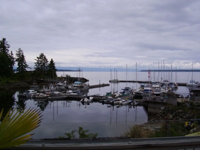 Lund Harbour, Sunshine Coast BC