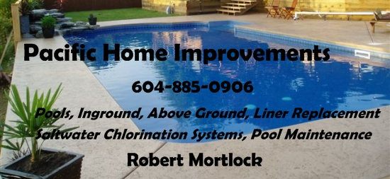 Pacific Home Improvements, Gibsons BC